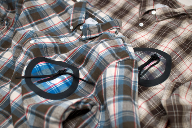 visvim Juneau Weld Plaid Shirt