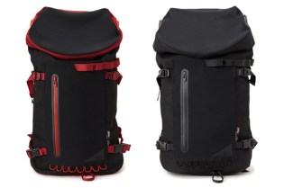 White Mountaineering BLK x Porter Cordura 3XDRY Mars Backpack