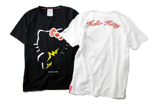 Whiz x Hello Kitty 35th Anniversary T-Shirt