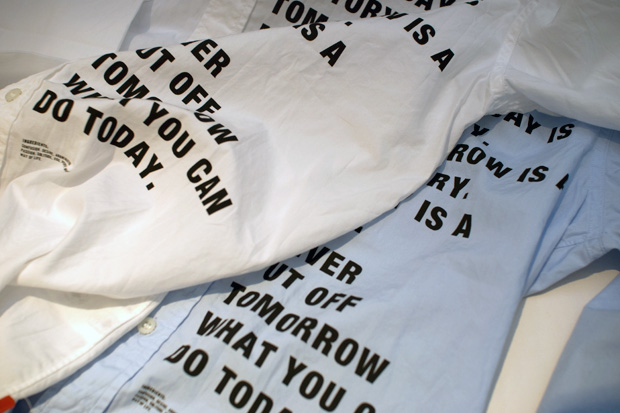 WTAPS Furries Shirt Trad