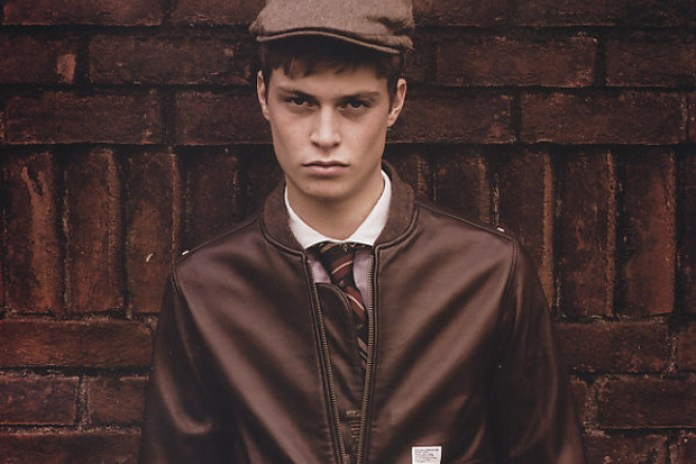 "WTAPS ""Looks Gentleman but Rude"" Warp Magazine Editorial"