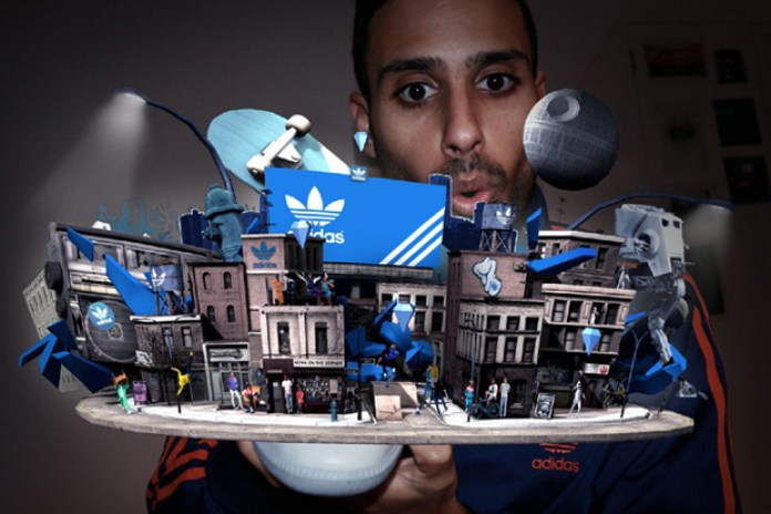 adidas Augmented Reality
