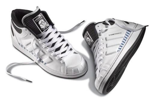 adidas Originals 2010 Spring/Summer Star Wars Collection - A Closer Look