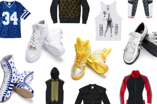 adidas Originals by Originals Jeremy Scott 2010 Spring/Summer Collection