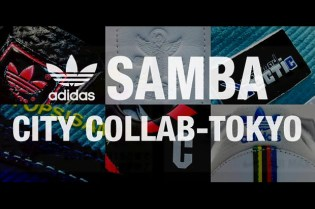 adidas Originals Samba Tokyo Cities Pack with Cheez & Kalavinka & YOPPI