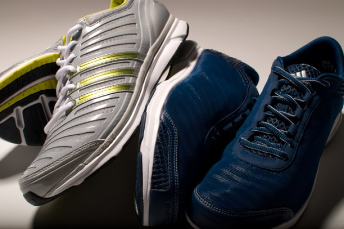 adidas Running Climacool 2010 Spring/Summer Collection Oscillate & Regulate