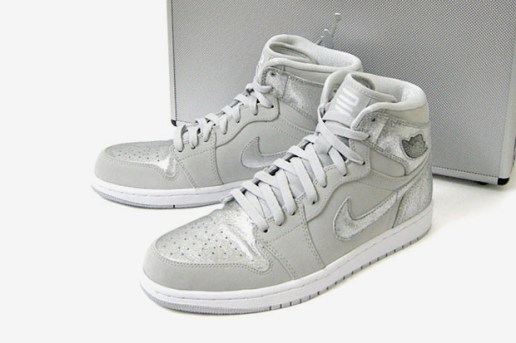 Air Jordan I (1) Retro Hi Silver