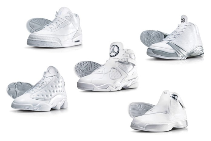 Air Jordan 25th Silver Anniversary Collection Part 3