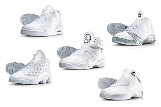 Air Jordan 25th Silver Anniversary Collection Part 3
