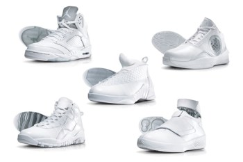 Air Jordan 25th Silver Anniversary Collection Part 5