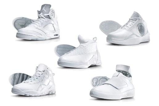 Air Jordan 25th Silver Anniversary Collection Part 5
