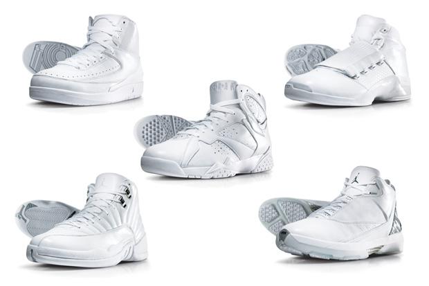 Air Jordan 25th Silver Anniversary Collection Part 2
