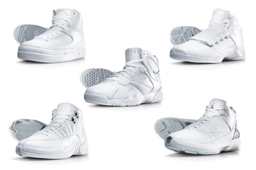 Air Jordan 25th Silver Anniversary Collection Part 2
