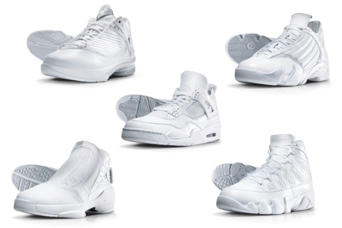 Air Jordan 25th Silver Anniversary Collection Part 4