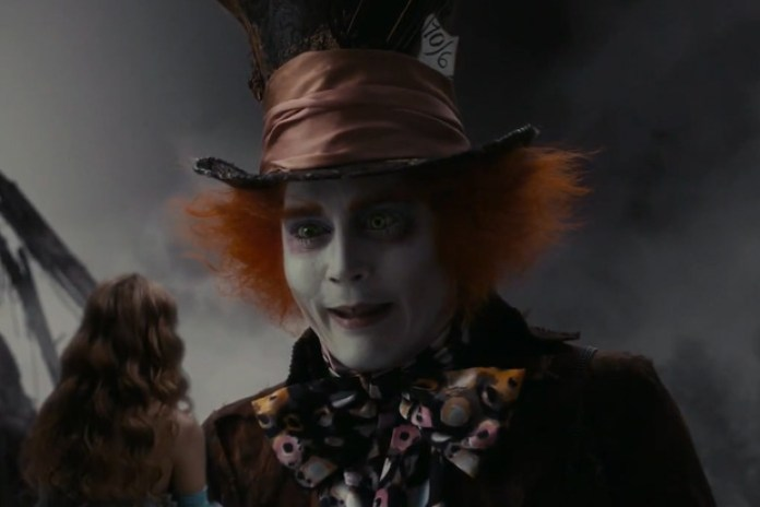 Alice in Wonderland by Tim Burton Film Trailer