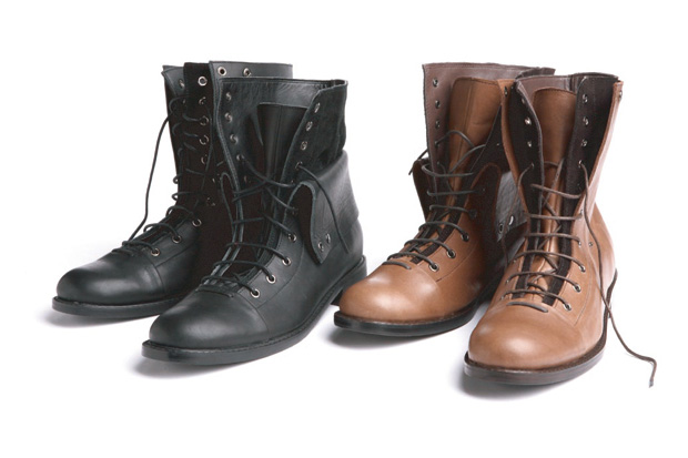 rehacer x ANOUTCOMMUNE Blow Boots
