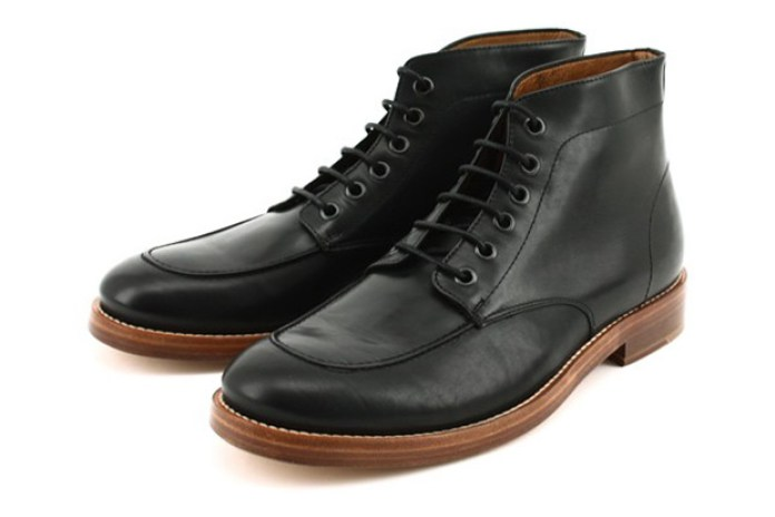 A.P.C. Work Boots