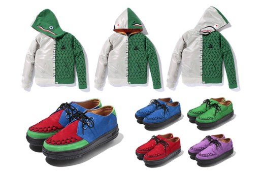 A Bathing Ape 2010 Spring Collection Catalog