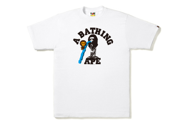 BAPE STORE Singapore Exclusive T-Shirts