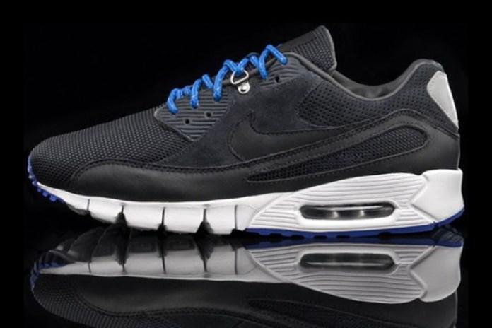 """Ben Drury x Nike """"Silent Listener"""" Air Max 90 Current"""