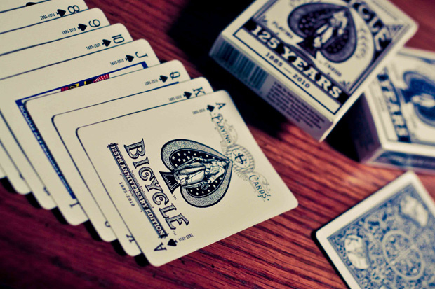 Bicycle 125th Anniversary Playing Cards