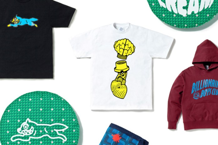 Billionaire Boys Club 2009 December New Releases