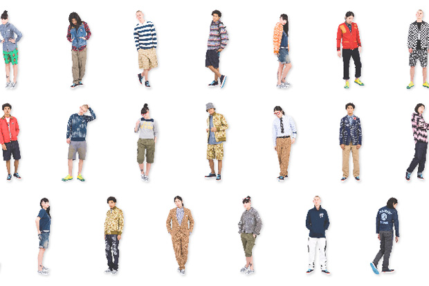 Billionaire Boys Club/Ice Cream Season 10 Lookbook