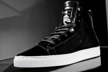 Black Scale x Android Homme Sneakers & Jacket