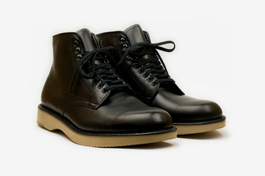 Blackbird x Alden Foss Tugger Work Boot