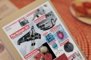 Bonnier Mag+ Prototype