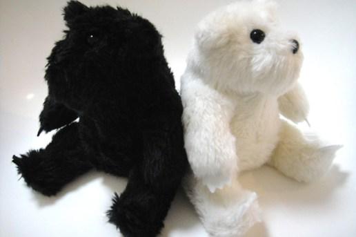 Bounty Hunter x fragment design Teddy Bears