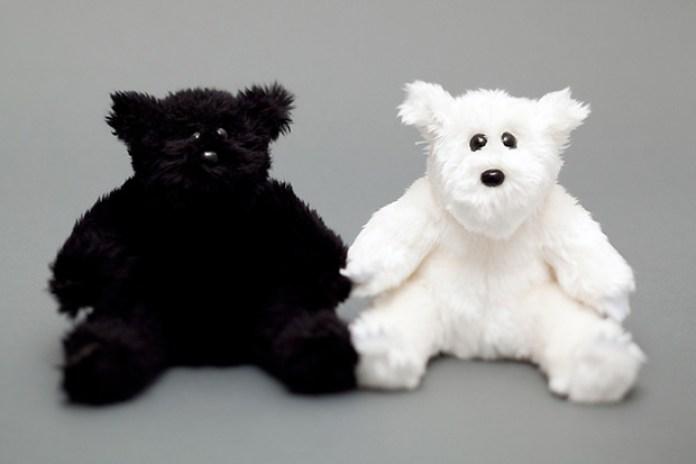 Bounty Hunter x fragment design Toy Bear