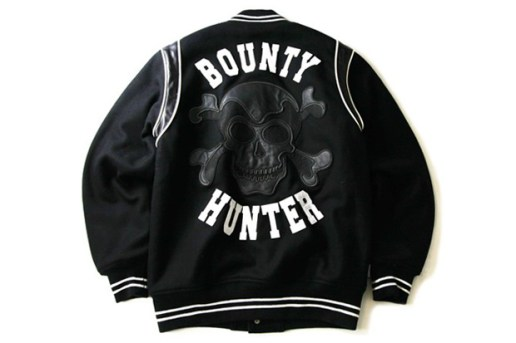 BOUNTY HUNTER Stadium Jacket