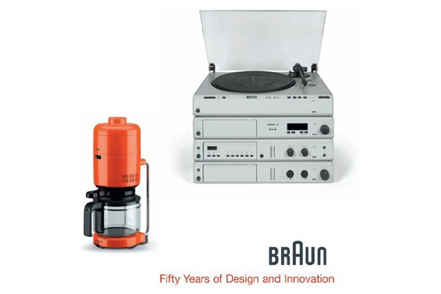 BRAUN Fifty Years of Design and Innovation Book