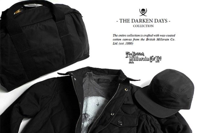 """British Millerain Co. x Maiden Noir 2009 Holiday """"Darken Days"""" Collection"""