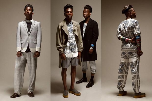 Casely-Hayford 2010 Spring/Summer Lookbook & Interview