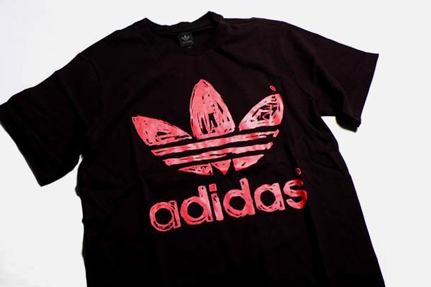 Cheez x adidas Logo T-Shirt