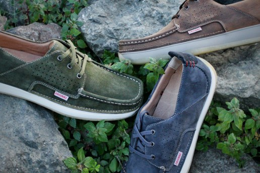 Clarks Originals 2010 Spring/Summer Kufra Preview