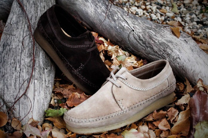 Clarks Originals 2010 Spring/Summer Weaver Preview