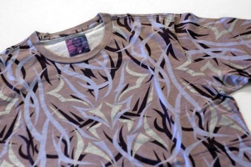 CLOT Alienegra T-shirt Purple JUICE Kuala Lumpur Exclusive