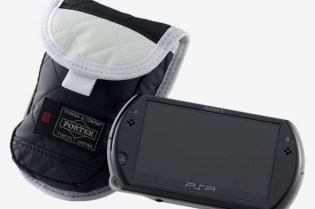 Sony x CLOT x Head Porter PSP Go Case