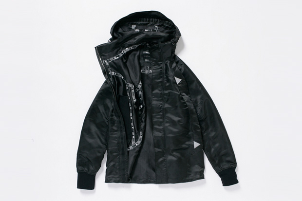 CLS x Mizuno Slashed Shell Field Jacket