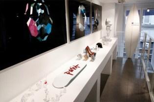 colette x Swarovski Crystallized Pop Up Shop