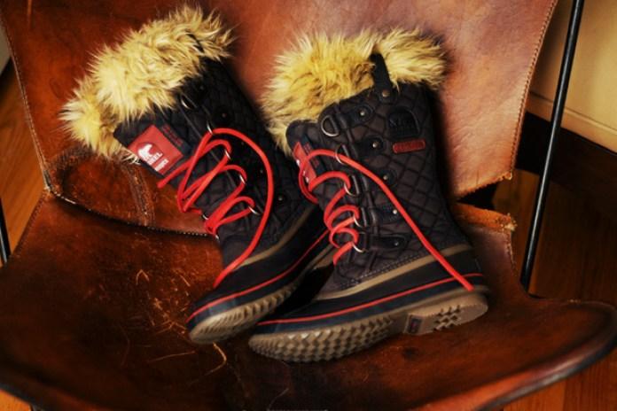 Concepts x Sorel Footwear