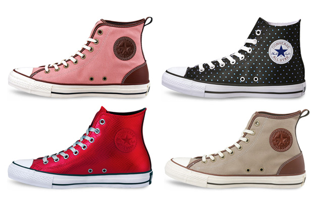 Converse Japan 2010 January Releases