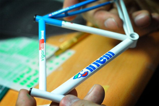 Cool Rain x Cinelli Preview