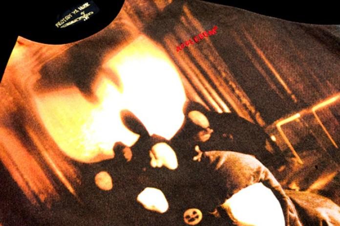 Danny Hastings x Wu-Tang x Applebum Photo Raglan