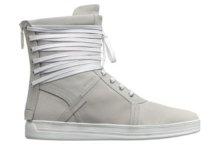 Dior Homme 2010 Spring/Summer Hi Top Sneakers