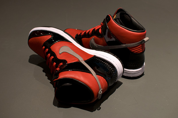 DJ AM x Nike Sportswear Dunk High Premium '08 - A Closer Look