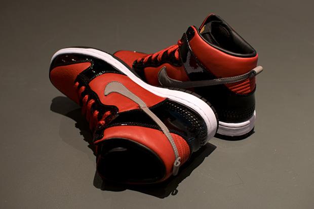 DJ AM x Nike Sportswear Dunk High Premium '08 - A Closer Look